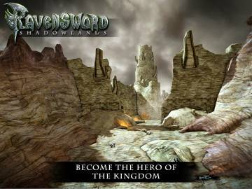 прохождение Ravensword: Shadowlands
