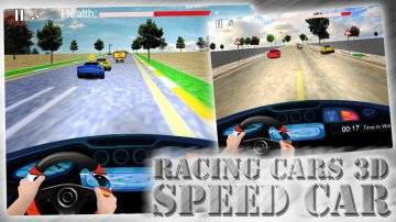 Racing Cars - Speed Car на андроид