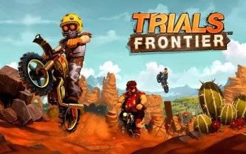 Trials Frontier взлом