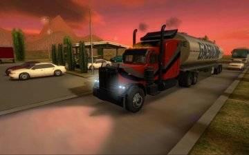 Truck Simulator 3D взлом