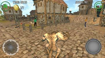 Werewolf Simulator Adventure  на андроид