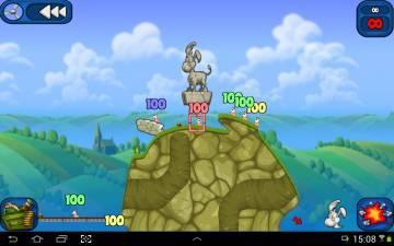 Worms 2: Armageddon на андроид