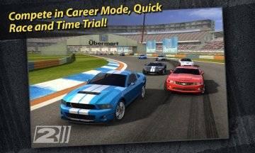 Real Racing 2 на андроид