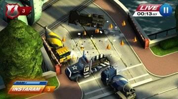 Smash Cops Heat много денег