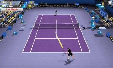 скачать Теннис пальцем - Tennis 3D