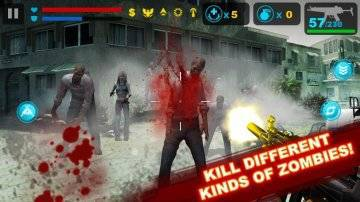 Zombie Frontier много денег