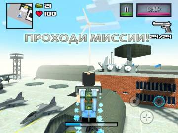 Block City Wars на андроид