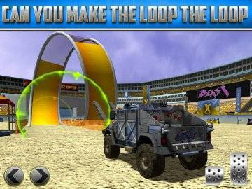 3D Monster Truck Parking Game читы