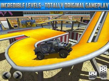 3D Monster Truck Parking Game скачать