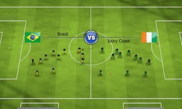 Stickman Soccer 2014 мод