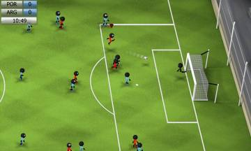 Stickman Soccer 2014 полная версия