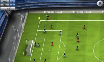 Stickman Soccer 2014 взлом