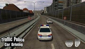 Traffic Police Car Driving 3D читы