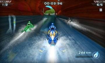 Гонки водных мотоциклов 3D читы