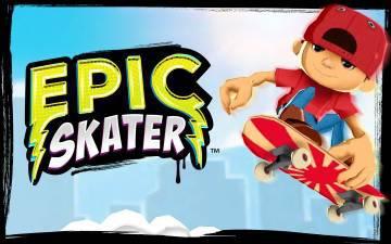 Epic Skater взлом
