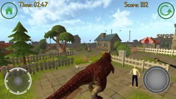 Dinosaur Simulator на андроид