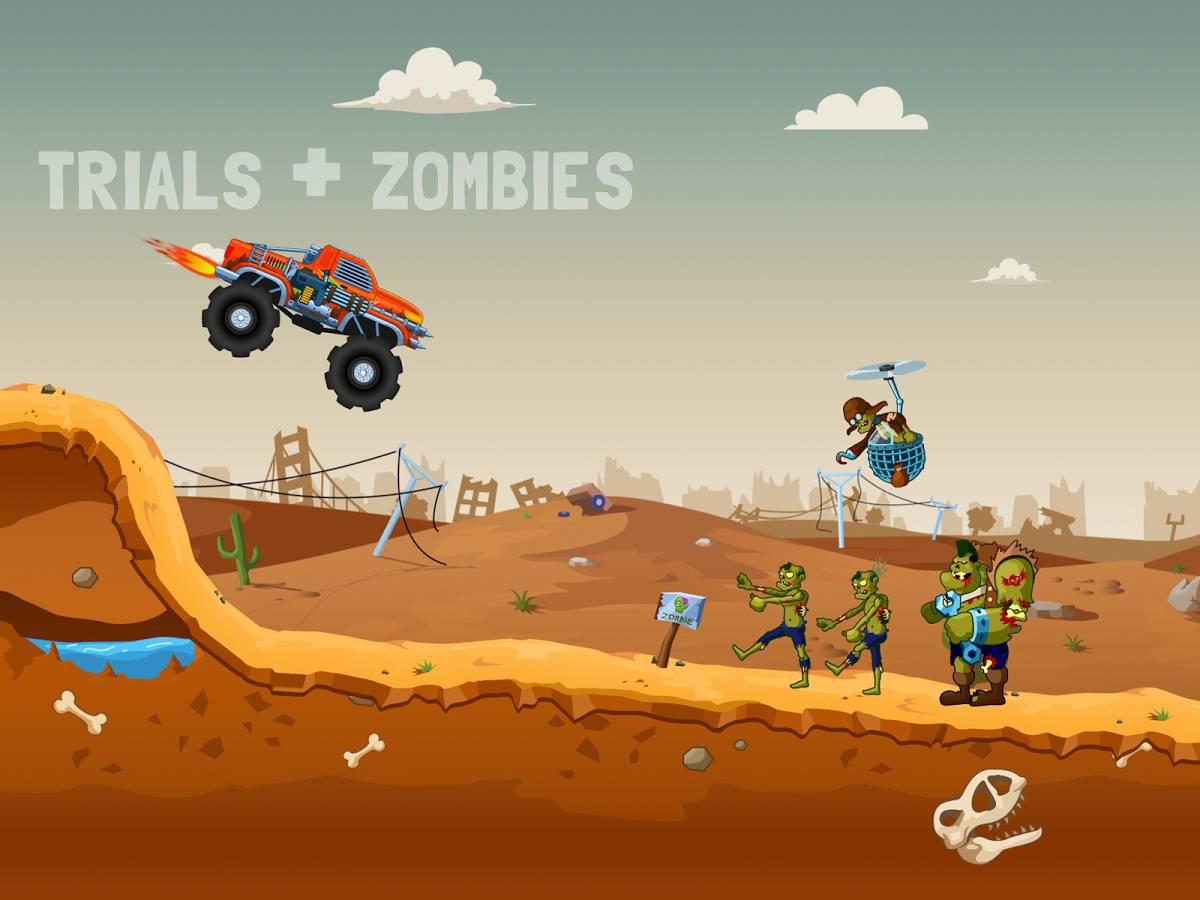 zombie road trip много денег скачать
