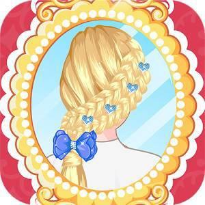 Идеально коса парикмахерская