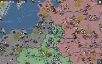 European War 4: Napoleon прохождение