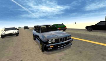 Desert Traffic Racer на андроид