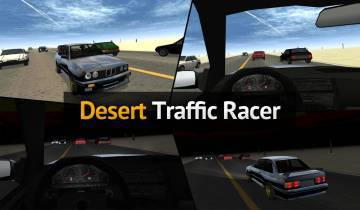 Desert Traffic Racer мод