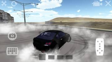 Extreme Car Driving 3D взлом