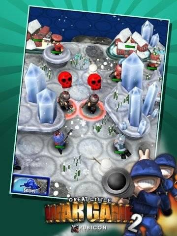 Great Little War Game 2 прохождение