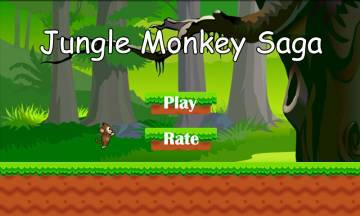 Jungle Monkey Saga взлом