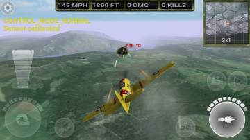 FighterWing 2 Flight Simulator секреты