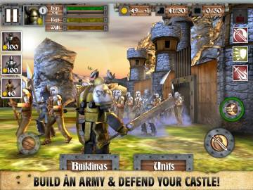 Heroes and Castles взлом