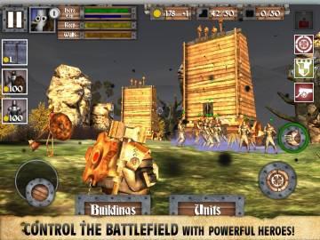 Heroes and Castles прохождение