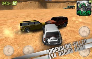 4x4 Real Derby Racing 3d 2014 на андроид
