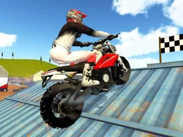 Daredevil Stunt Rider 3D взлом