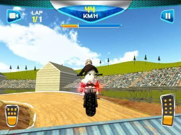 Daredevil Stunt Rider 3D прохождение