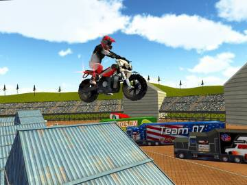 Daredevil Stunt Rider 3D читы
