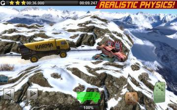Offroad Legends читы