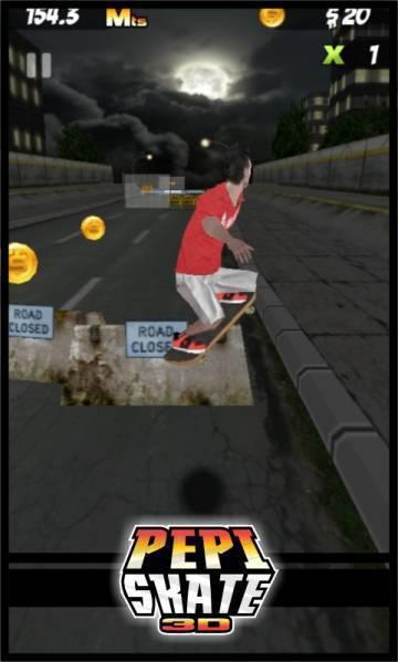PEPI Skate 3D читы