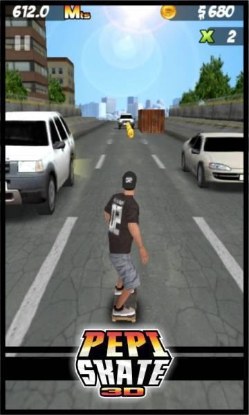 PEPI Skate 3D много денег