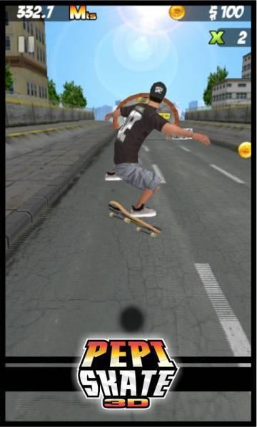 PEPI Skate 3D взлом