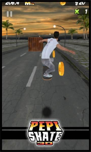 PEPI Skate 3D мод