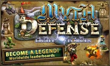 Myth Defense LF полная версия