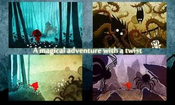 TA: Little Red Riding Hood взлом