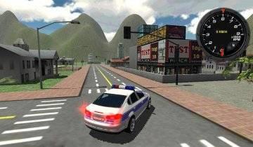 Police Car Driver прохождение
