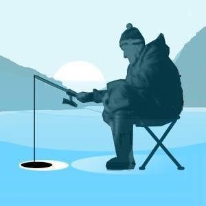 Рыбалка зимняя