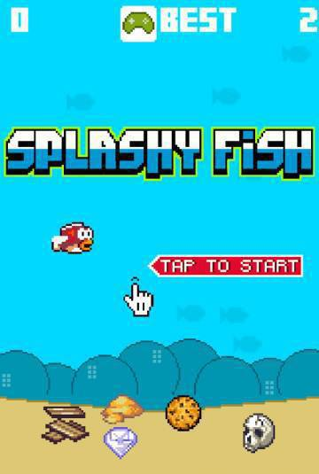 Splashy Fish на андроид