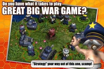 Great Big War Game взлом