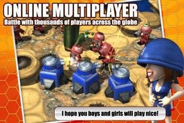Great Big War Game прохождение