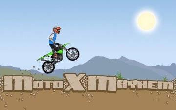 Moto X Mayhem взлом