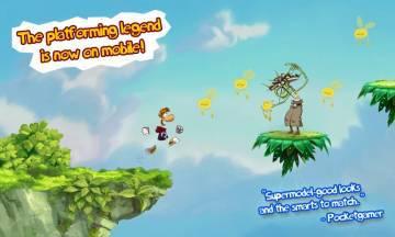 Rayman Jungle Run взлом