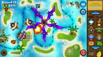 Bloons TD 5 читы